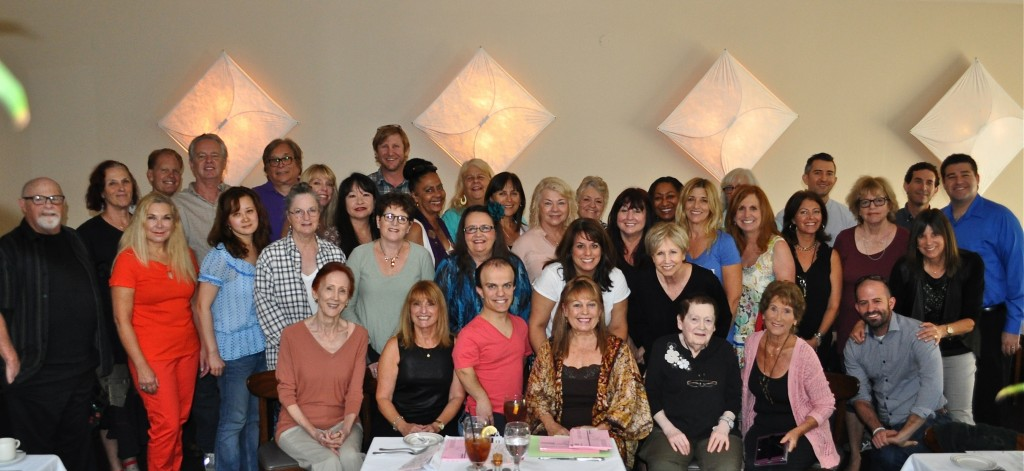 Studio Teachers luncheon2014